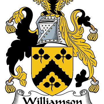 Williamson Coat of Arms / Williamson Family Crest by IrishArms