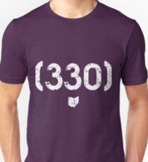 Area Code 330 Ohio T-Shirt