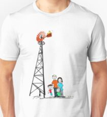 Just Add Wind Unisex T-Shirt