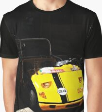 #24 GOcar Graphic T-Shirt