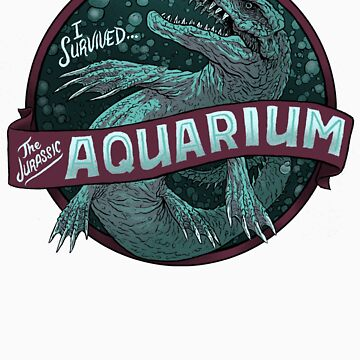 Jurassic Aquarium by AustinJames