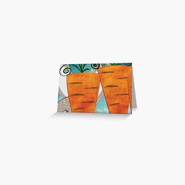 Carrots II Greeting Card