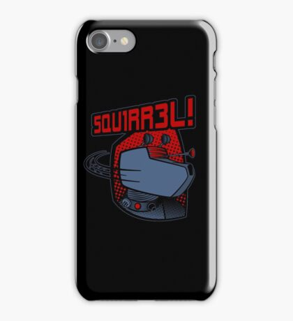 SQUIRREL!  iPhone Case/Skin