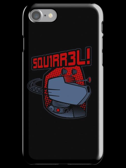 SQUIRREL!  by jayveezed