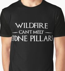 Wildfire Conspiracy Graphic T-Shirt