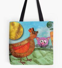 Goldie Tote Bag