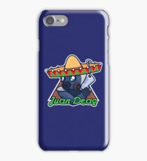 Juan Deag - Counter-Terrorist iPhone Case/Skin