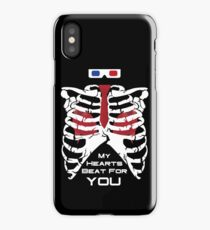 My Hearts Beat For You - 10th Dr iPhone Case/Skin