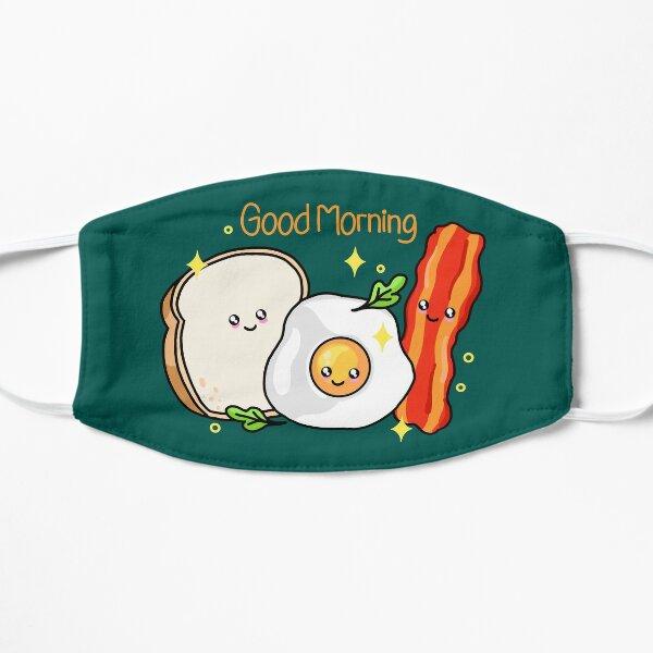 Good Morning Flat Mask