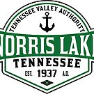 NORRIS LAKE TENNESSEE ANCHOR TN  NAUTICAL BOAT BOATING TVA by MyHandmadeSigns