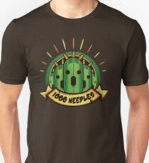 1000 Needles!! Unisex T-Shirt
