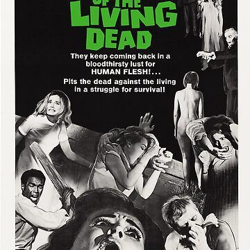 Night of the Living Dead by MovieVigilante