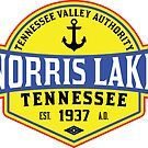 NORRIS LAKE TENNESSEE ANCHOR TN  NAUTICAL BOAT BOATING TVA 3 by MyHandmadeSigns