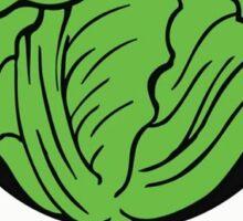 Lettuce Grateful Dead Steal Your Face Sticker
