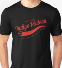Indigo Plateau (Red) T-Shirt