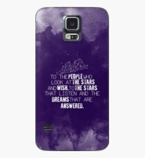 A Court of Mist & Fury - To the people who look at the stars... Case/Skin for Samsung Galaxy
