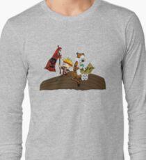 Calvin and Hobbes Adventure T-Shirt