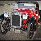 """ A British Car"" by Malcolm Chant"