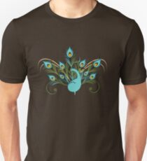 Just a Peacock - Tee Slim Fit T-Shirt