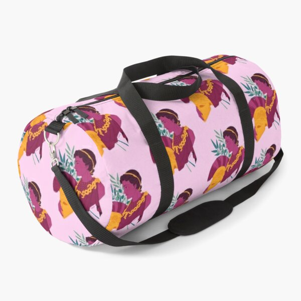 Minerva Bust Duffle Bag