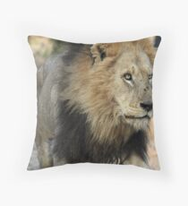 King of the sabi sands! Throw Pillow