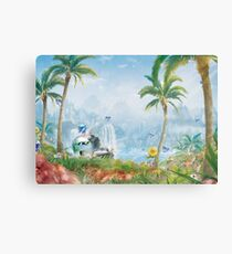 Recovered Freedom  Canvas Print