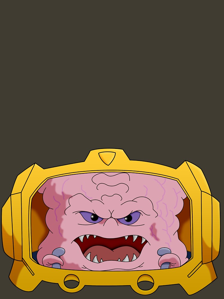 Krang from Dimension X | Unisex T-Shirt