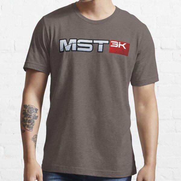 MST3K - Mass Effect Essential T-Shirt