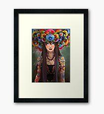 Falislava Framed Print