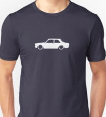 510 JDM Blue Bird Slim Fit T-Shirt