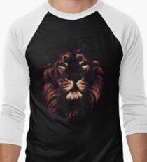 colored lion, indian lion T-Shirt