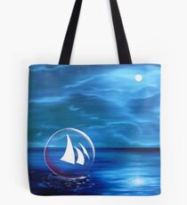 Transcendental transportation Tote Bag