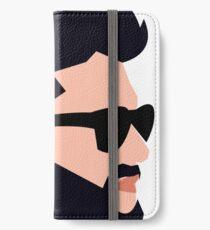 man face iPhone Wallet