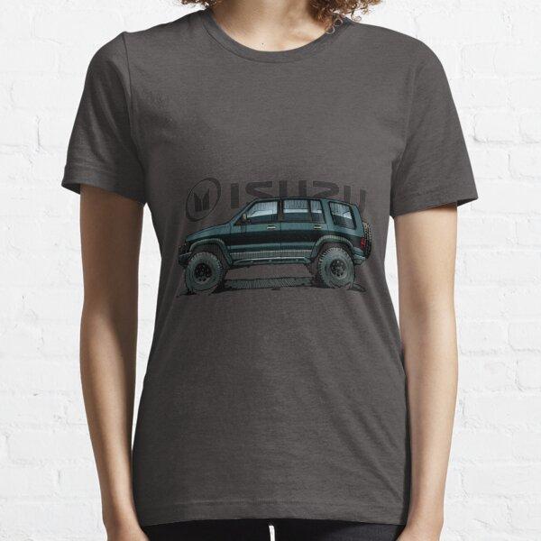 2nd Gen Isuzu Trooper - Black   Trending Tshirt Essential T-Shirt