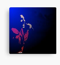 Otis Blue Canvas Print