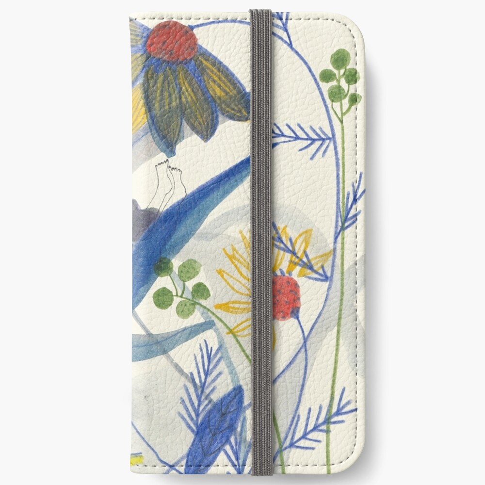 thumbelina iPhone Wallet