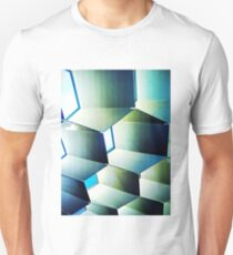 Fed Square Abstract Unisex T-Shirt