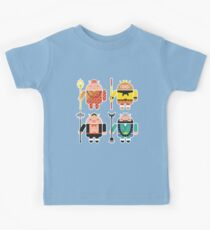 Droid Journey to the West Kids Tee