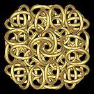 Love Knot Mandala by pelmof