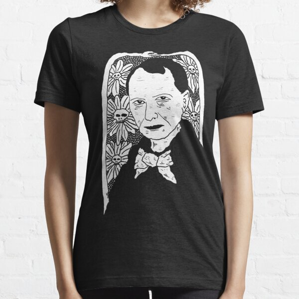 Portrait of  Baudelaire by Allie Hartley  Essential T-Shirt