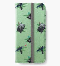 To Boldly Have Gone iPhone Wallet/Case/Skin