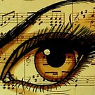 Music Eye by AlanZinn