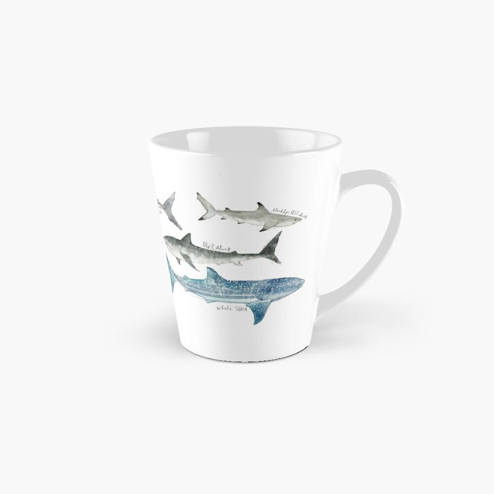 Sharks - Landscape Format Mugs