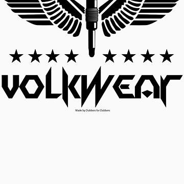 Glowplug Warbird by VolkWear