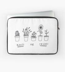 Pflanzen sind Freunde Laptoptasche
