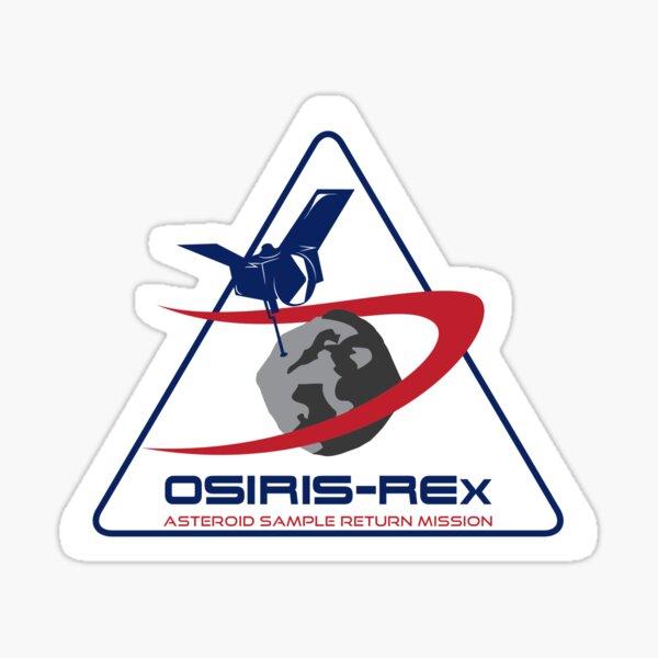 OSIRIS REx Science Team Logo Sticker