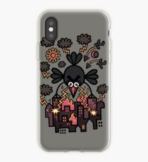 All is lost, hyperpoultry's wrath prevails iPhone Case