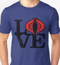 LOVE COBRA T-Shirt