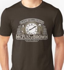 McFly & Brown Blacksmiths T-Shirt
