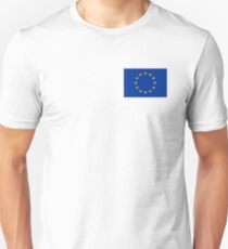 EU flag design. T-Shirt